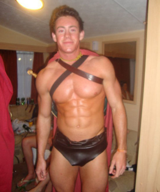 Ed from Taunton, Fit Reader Of The Week