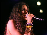 Eliza Doolittle performing live in Amsterdam