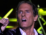 Michael Bolton performs at the 'Songs For Hope' event, held at The Grove in Hollywood