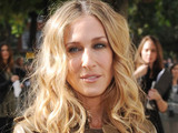 Sarah Jessica Parker at the London Fashion Week