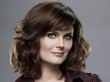 Emily Deschanel as Dr. Temperance Brennan in Bones