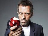 Hugh Laurie as Dr. Gregory House in 'House'