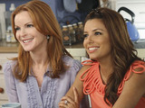 Eva Longoria Parker and Marcia Cross, Season 7 Episode 1