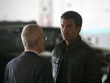 The Event, Season 1, Episode 2, Željko Ivanek as Blake Sterling, Ian Anthony Dale as Simon Lee