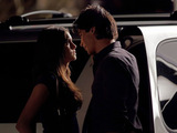 The Vampire Diaries S02E03 Elena and Damon