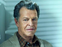 Fringe star John Noble reveals that he loved working with Christopher Lloyd on the show.