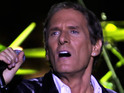 Michael Bolton says that he was rooting for Sam Bailey to win The X Factor.