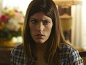 Dexter star Jennifer Carpenter admits that she found it tricky to film the season five finale.