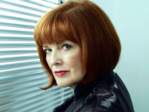 Blair Brown as Nina Sharp in 'Fringe'