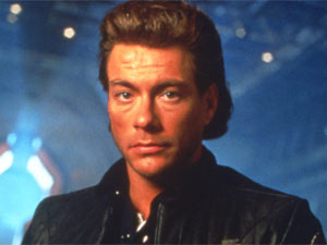 Jean-Claude Van Damme in Timecop