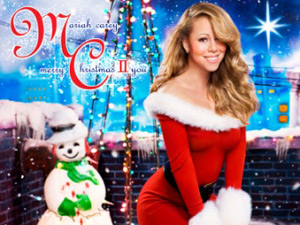 Mariah Carey 'Merry Christmas II You'