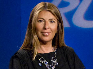 Project Runway judge Nina Garcia