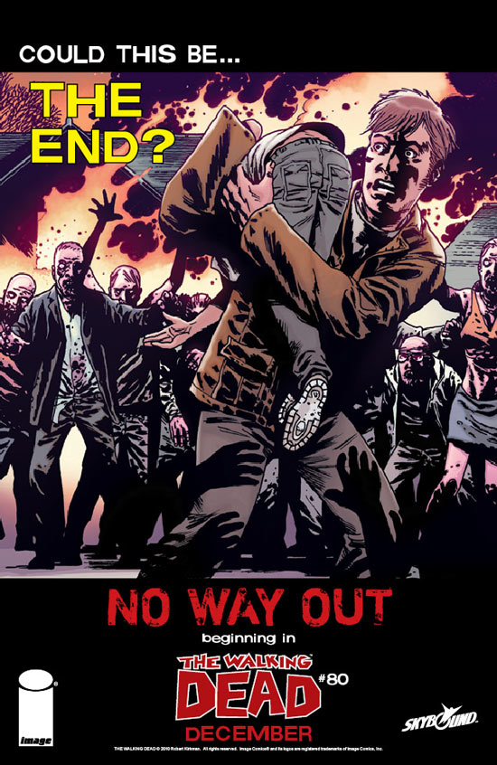 Walking Dead: The End?