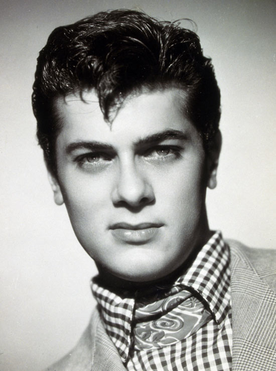 In Pictures: Tony Curtis