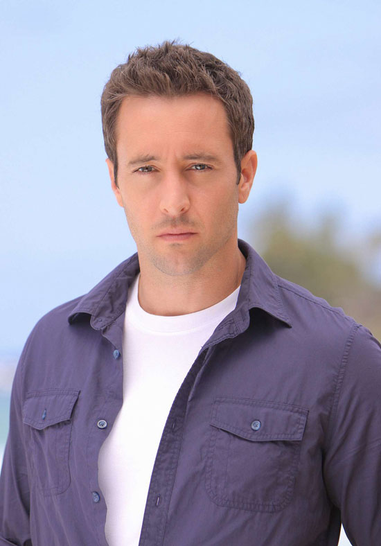 Alex O'Loughlin, star of Hawaii Five-0