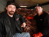 Andy and Johnathan Hillstrand from The Deadliest Catch