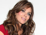 Elizabeth Hurley attending Estee Lauder's Breast Cancer Awareness Event held in New York City