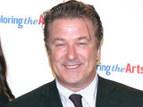 Alec Baldwin attends The exploring the Arts Gala at Cipriana, Wall Street
