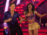 Strictly (Sat 2nd Oct): Michelle Williams
