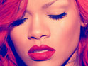 Rihanna holds off Plan B, Cee Lo Green and Rumer from the album chart number one slot.