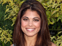 Actress Lindsay Hartley reveals details of her upcoming guest role on Smallville.