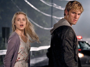 Still from the Alex Pettyfer film 'I am Number 4'