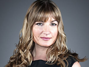 Karren Brady from The Apprentice