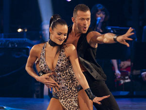 Strictly (Sat 2nd Oct): Kara Tointon
