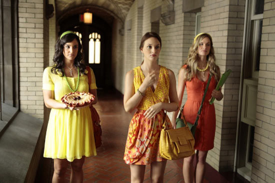 Gossip Girl: S04E05: Goodbye Columbia