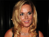 Geri Halliwell attending Breast Cancer Care's 2010 Fashion Show held in London