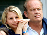 Kelsey Grammer and girlfriend Kayte Walsh