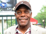Danny Glover vists the Sodexo headquarters in France