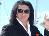Gene Simmons at the photocall for &#39;Gene Simmons Family Jewels&#39;