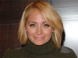 Nicole Richie promoting her book 'Priceless' at Barnes & Noble store in Los Angeles