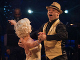 Strictly (Sat 9th Oct): Goldie