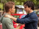 "Vampire Diaries, Se02 Eo05 ""Kill or Be Killed"": Stefan and Damon"