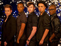 We chat to FYD, the second act to be eliminated from the X Factor live shows.