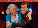 "Anton du Beke claims that it was ""a joy"" to work with Ann Widdecombe on Strictly Come Dancing."