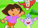The voice of Dora the Explorer drops her lawsuit against Nickelodeon.