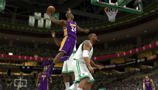 Gaming Review: NBA 2K11