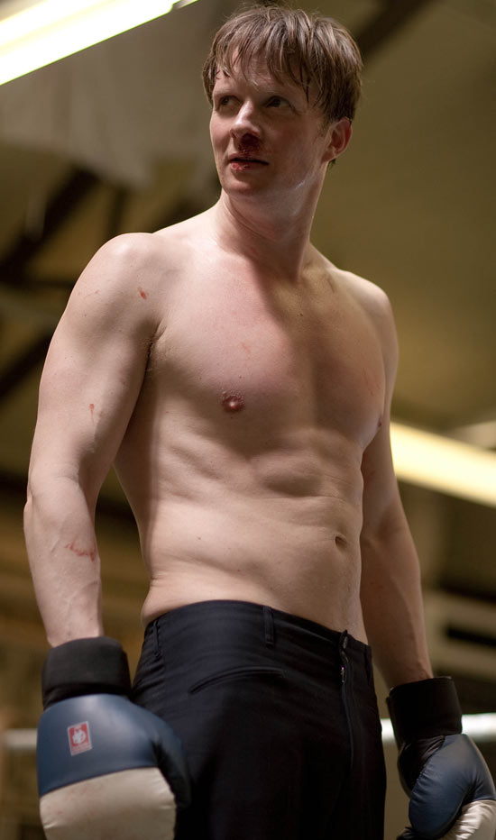 Rupert Penry-Jones shirtless
