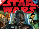 'Star Wars Galaxy' Issue 1 Cover from Titan Comics