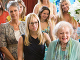 Jamie Lee Curtis, Kristen Bell and Betty White in 'You Again'