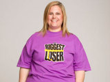 The Biggest Loser contestant Burgandy
