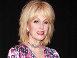 Joanna Lumley at the Opening night after party of 'La Bete;