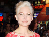 Michelle Williams at The 54th BFI London Film Festival