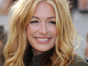 Cat Deeley says that she doesn't miss the UK following her move to America.