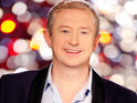 Simon Cowell and Louis Walsh clash with an Xtra Factor caller over Katie Waissel.