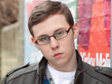 EastEnders actor says Ben Mitchell wants to pass vulnerability on to his father.