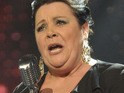 Mary Byrne admits that she is playing a mothering role for Katie Waissel in the X Factor house.